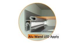 Alu Wand LED Apply