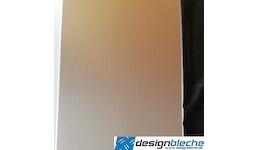 Aluminium Glattblech Natur 2,5mm Stärke