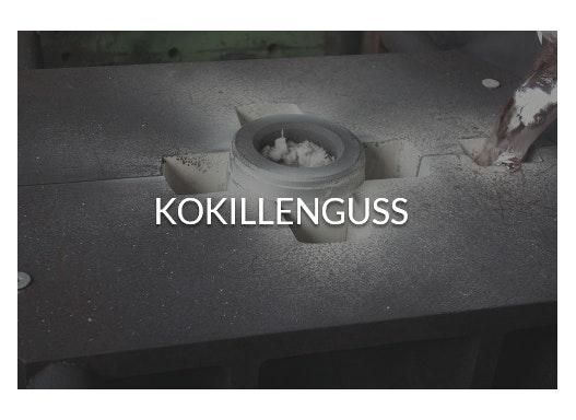 Kokillenguss
