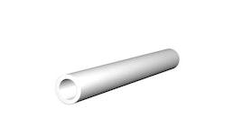 Aluminium-Rohr blank; 3.1645; EN AW-2007; T3; Al Cu Mg Pb; EN 573-3 / 754-1,2,7; 100 x 5 mm