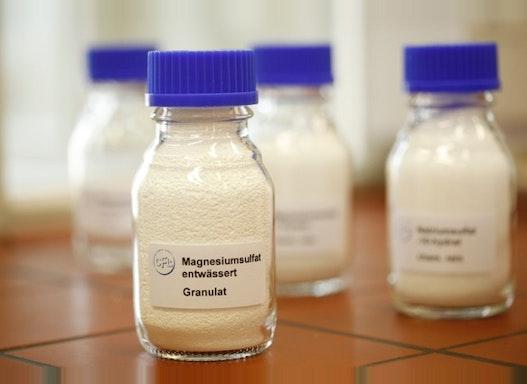 Magnesiunsulfat, wasserfrei