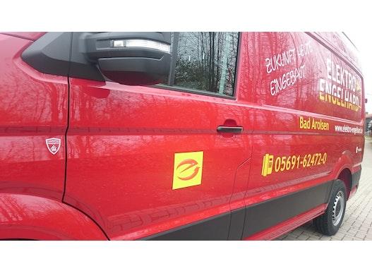 Fahrzeugfolierung und Beschriftung - Beschriftungs-Kits