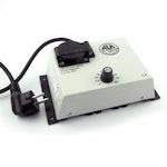 Netzspannungsregler für elektrische Brennstempel