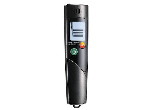 testo 317-2 Handliches Gaslecksuchgerät für Einsteiger, detektiert Methan und Propan