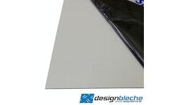 Aluminium RAL 9016 verkehrsweiß 1,5mm Stärke