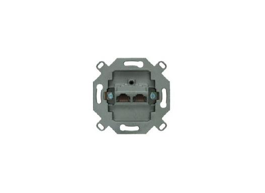 UAE-Anschlussdose 8-polig zweifach geschirmt