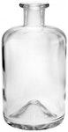 Apothekerflasche 500ml weiß TR 18mm