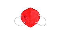 Rote FFP2 Masken von ESLH