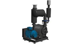 Gebläse/Exhaustor 077 (2.500 bis 7.000 m³/h)
