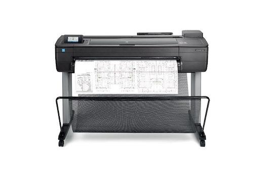 HP Designjet T730 - DIN A0 Großformatdrucker