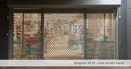 Rollgitter / Rolltore