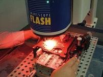 Optische Messung (OGP-Flash)