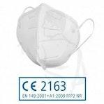 Filtrierende Staubmaske FFP2