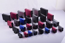 Bahar Enclosure/Aluminium Gehäuse/Aluminium Case/BAD 110 Series/