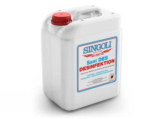 Flächendesinfektion - Sani DES Desinfektion - 10l Kanister