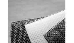 Pilzklett Pressogrip-Breitware für Schleifscheiben