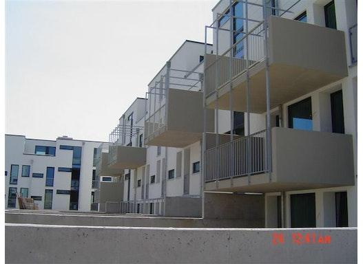 Balkonplatten als Betonfertigteil
