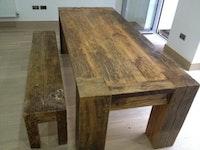 Altholz Tische