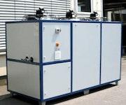 Mietpark Tieftemperaturgeräte 54 kW bei -35 °C