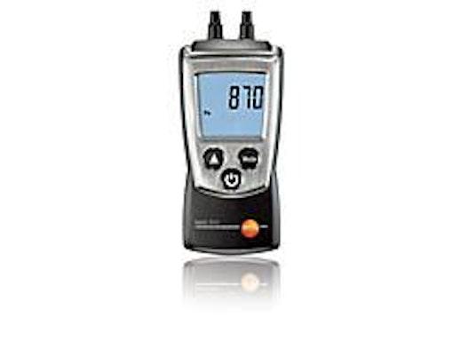 Testo 510 Druckmessgerät