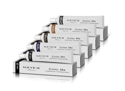 Agenbrauenprodukte: NEYES Brows Color Me!