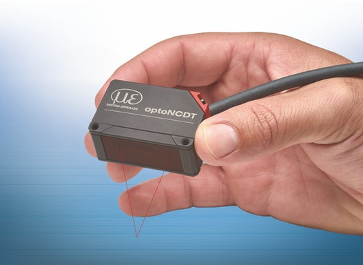 optoNCDT 1420 - Smarter Lasertriangulations-Wegsensor
