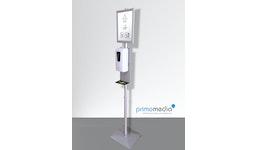 Desinfektionsmittelspender Automatik Sensor  stehend