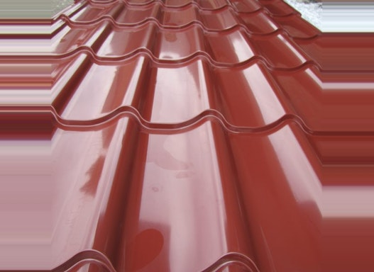 Pfannenblech für Dach