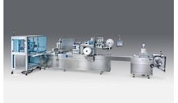 A&D VERPACKUNGSMASCHINENBAU - Verpackungssystem für chirurgisches Nahtmaterial PGA