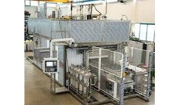 Komplettlösungen: Spritzwaschanlagen Tauchspülanlagen Ultraschallanlagen Flut-Spritzanlagen