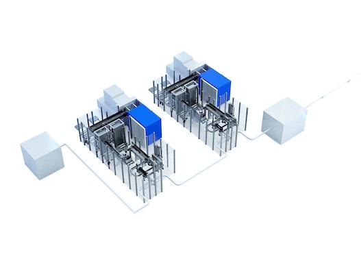 Kundenspezifische Lösungen - Spritzgussautomation