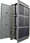indusa elstar EL 12000 elektrostatischer Luftfilter vertikal/horizontal
