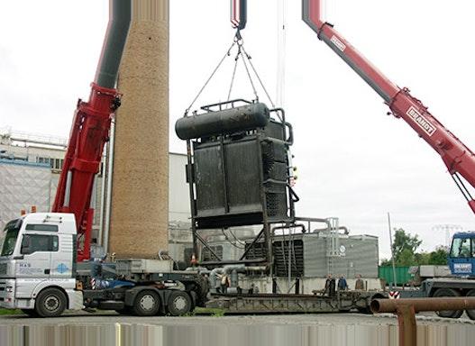WMMS – Weber modulares Maintenance-System