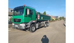 Lastkraftwagen MAN TGS 26.480