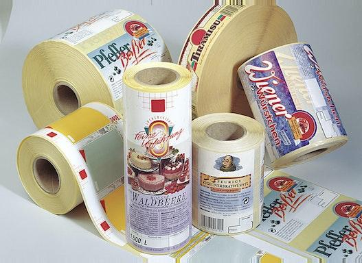 Folien- und Produktetiketten