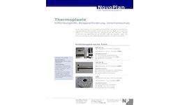 PlanoTek CNB, CNBV als Entformungshilfe, Belagsverhinderung von Thermoplasten