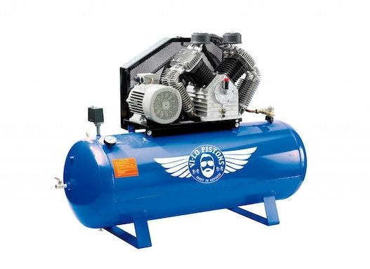 VI-LO PISTONS BAVARIA Industrie-Kolbenkompressor VPB 1480/500 D