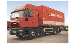 Container-Transporte