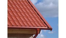 Metall-Dachpfannenprofile mit + ohne Isolierung