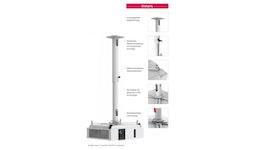 Kindermann Comfort² Line Deckenhalter