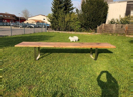 Massivholz-Tischplatten