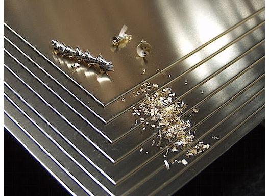 Aluminium Bleche