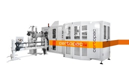 STATEC BINDER - CERTOPAC-S: Vollautomatische Hochleistungs-Verpackungsmaschine