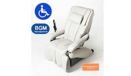 BGM-Massagesessel Multistar Rollstuhlfahrer geeignet
