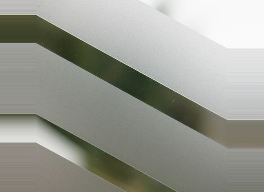 Sehr hochwertige Milchglasfolie S5DEPM 123cm (M1 zertifiziert)