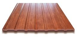 Trapezprofil 15/160 0,63mm Wand Holzdekor direkt am Lager verfügbar