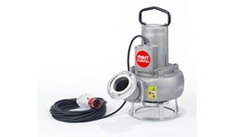 Abwassertauchpumpe Mast ATP 10 / 15
