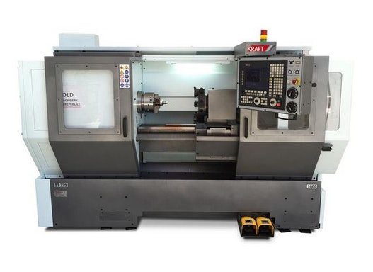 Drehmaschine - zyklengesteuert KRAFT ZDM 400 | ZDM 500 | ZDM 650 №1124-91063