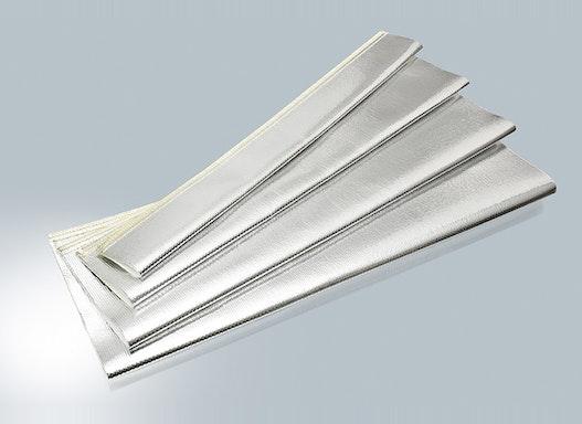 OHLER® Wärmeschutzschlauch Typ G600/PET/A