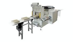 beck-Sammelpacker KV 602 HP on-line Banderoliermaschine